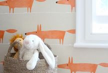 WALLPAPER-KIDS / Wallpaper ideas for children's rooms.