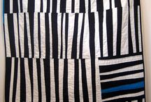 Contemporary design quilts