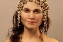 Magdalenian Woman, 15,000 yrs old
