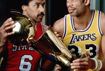 Basketball Greats / by Nichelle Williams