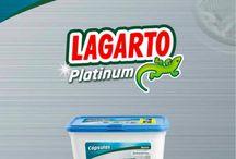 Lagarto Platinum / Nueva gama de productos Lagarto, Lagarto Platinum.