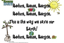 Preschool....Earth Day / by Ellen Gagliardi