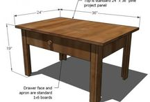build it yourself / step-by-step instructions/tutorials on making your own furniture or build things by yourself