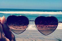 *** Heart Shaped Sunglasses ***
