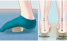 Eliminare mal di piedi