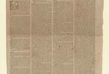 George Washington / Historical newspapers from the Newseum Collection that discuss George Washington / by NewseumED