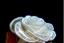 Wire wrap - Rings  / Проволока - кольца / Кольца из проволоки