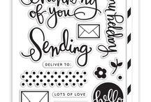 Simon Says Stamp / Wishlist