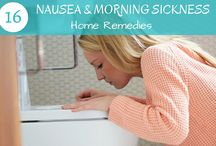 Home Remedies For Nausea / How To get rid of Nausea