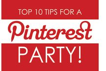 Pinterest Party! / by Kristy Moore