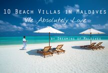 10 Beach Villas in Maldives We Love.