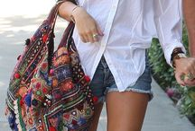 ☮ Bag ☮  / by Hippie ☮ Style