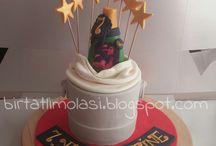 Pasta ~ Cake