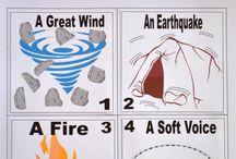 Children earthquake activities