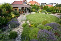 Zahrady a zahrádky