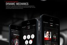 Webdesign // App x Web