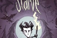 Don't starve / The game Don't starve