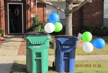 Garbage truck party / by Carolyn Esquivel