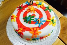 Cake Decorating! / by Rebecca Quigly