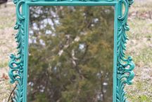 My new mirror obsession! / by Tiffany Herrera