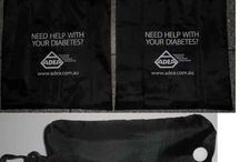 Promotional Carry Bags / Showcasing brand-able carry bags with an Eco-friendly and practicality tip.