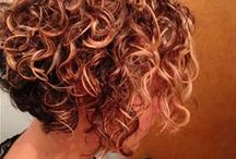 40s natural curly hairstlyes