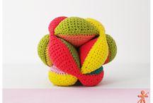 Crochet: Baby Toys