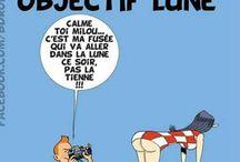 Tintin moderne