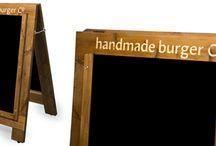 Engraved Examples | ChalkboardsUK