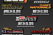 2015 Race events