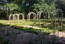 Hout in de tuin / Functioneel en mooi in de tuin