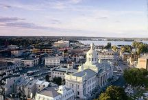 Kingston / Photos of Kingston, Ontario, Canada / by Queen's School of English