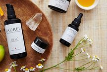 Skincare photography / Inspiration for natural skincare photos