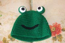 Crochet/knit--children / by Diane Jenkins