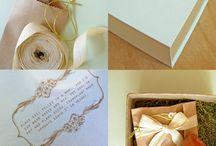 Lembrancinhas - Casamentos / Sugestões de Presentes para padrinhos, madrinhas e convidados