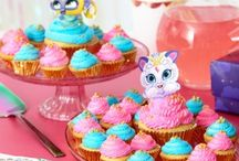 Shimmer and shine bday