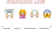 Emoji Alıntılar / 0