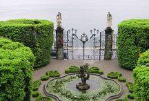 Zámocké záhrady
