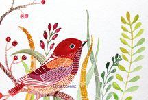 Птички Elina Lorenz