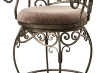 scaune metalice