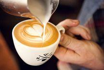 COFFEE. / by Brittany Genereaux