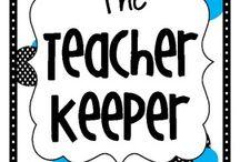 Teacher organization / by Nikki Criswell
