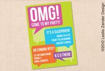 Noelle Party Ideas / by Rachel Reynolds