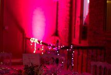 Mariage à Mariage & Dessert à Préserville /Toulouse / Mise en lumières & Sonorisation :Autour De Minuit Animations Déco Florale : La fille aux fleurs  Traiteur : Un chef dans votre cuisine Lieu de réception : Mariage & Dessert à Préserville Marly Meghelli Photography