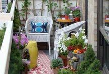 Zahrada / nápady a pěstování