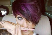 Beautiful hair colour