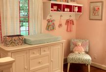Nursery Theme:Pretty in Pink