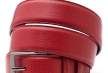 Leather Belts / Italiaanse 100% lederen riem in lederen uitvoering.  In meer dan 20 kleuren