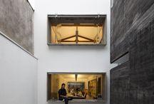 Arch: courtyard