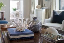 Coffee table styling details / by Afizah Aziz